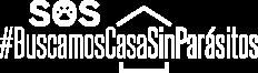 Logo Buscamos Casa Sin Parásitos